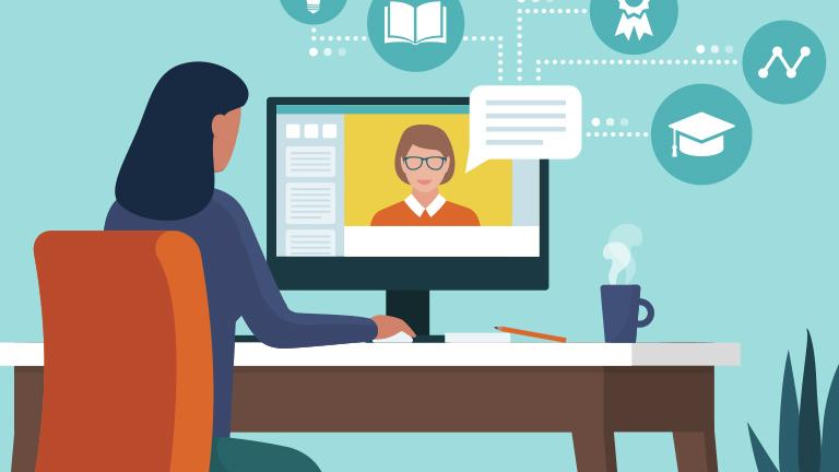 各種セミナーや製品説明を、オンライン配信
