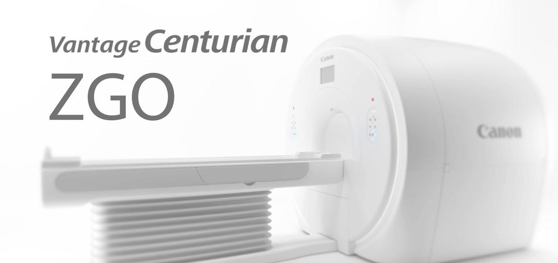 MRI装置「Vantage Centurian」