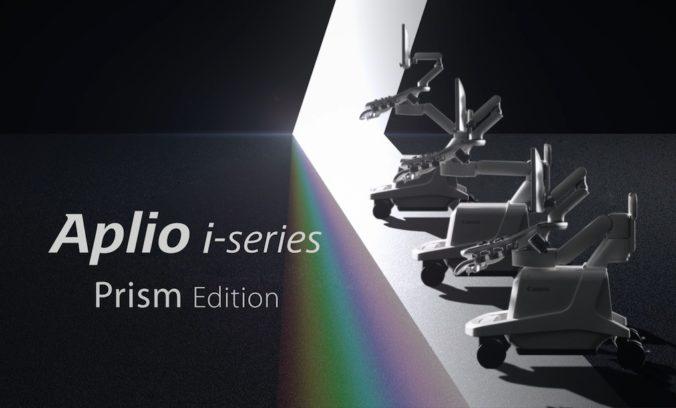 Aplio i-series Prism Edition